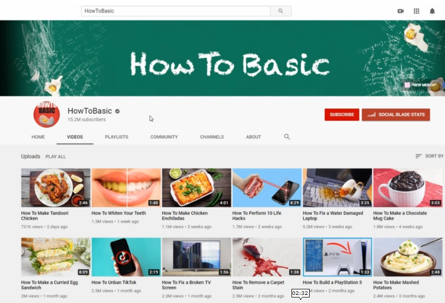 PHOTO OF HOW TO BASIC CHANNEL- How to start a YouTube channel successful without showing Your Face