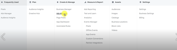 Photo of Create and Manage- Ads Manager: Facebook ads marketing
