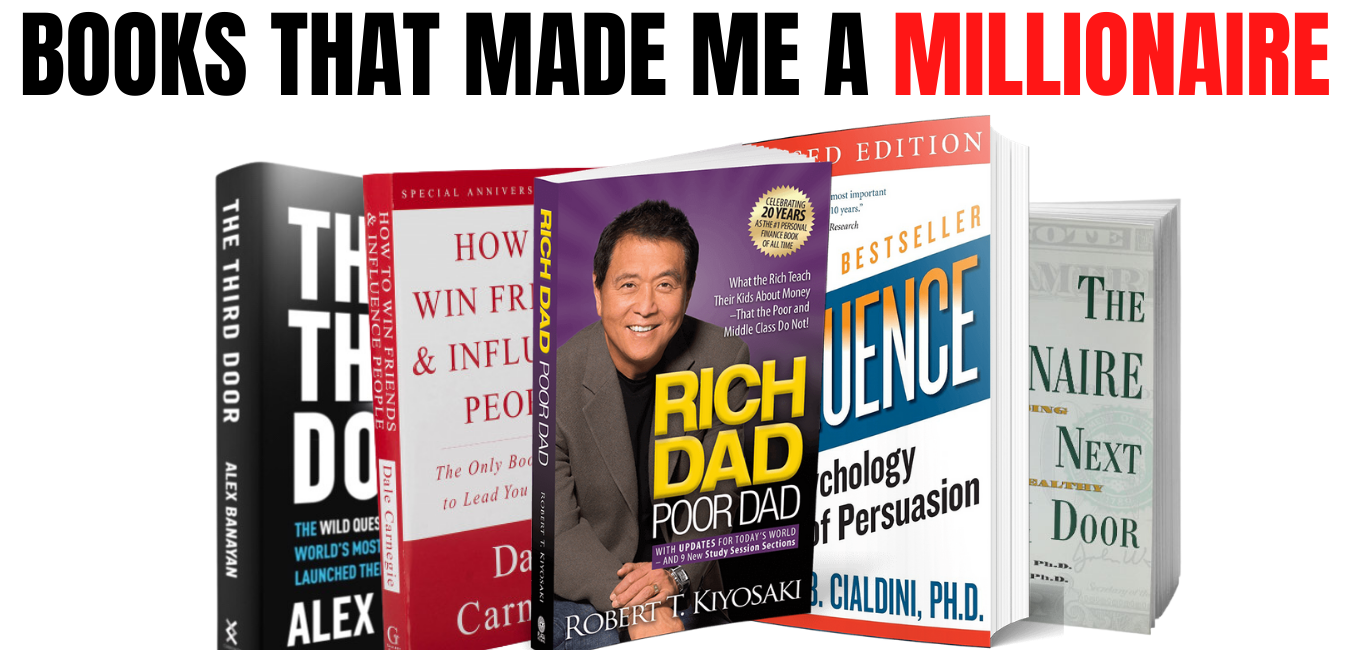 Best Success Books to read for Students and Teenagers- Made me Millionaire