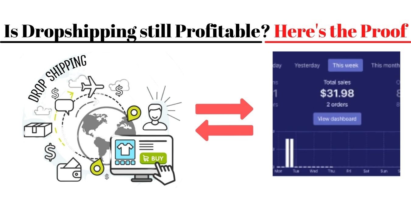 Is Dropshipping still Profitable- Here's Proof of My Dropshipping Business