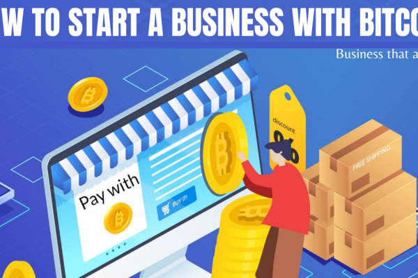 How to Start a Business with Bitcoin, Business Accepting Bitcoin, Bitcoin Wallet