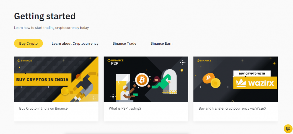 PHOTO OF BINANCE BITCOIN WALLET TO START A BUSINESS WITH BITCOIN